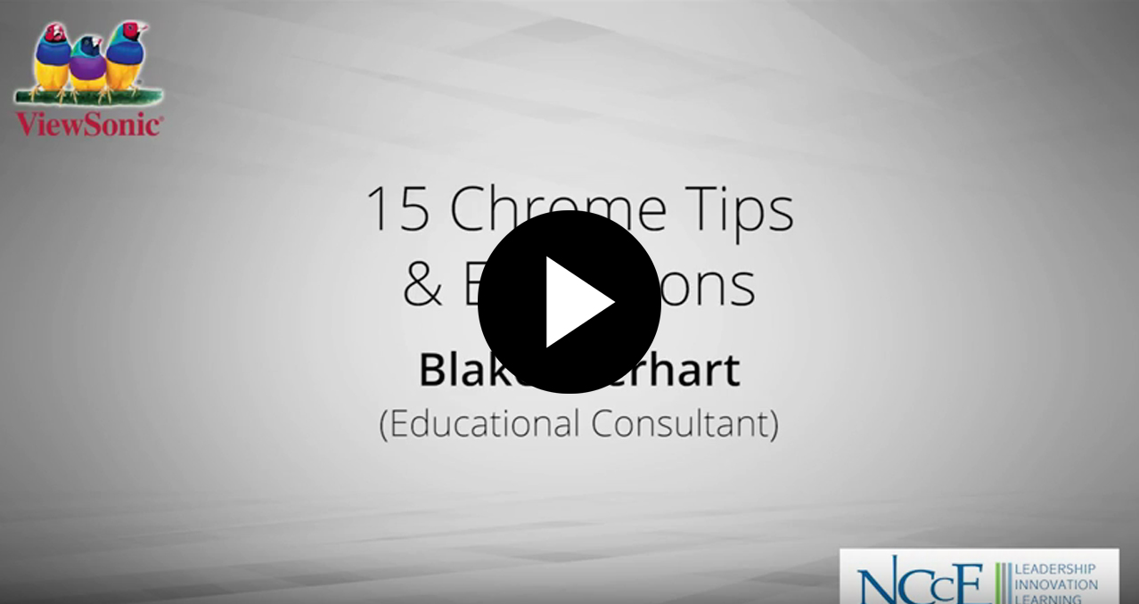 15 Google Chrome Tips and Extensions with Blake Everhart