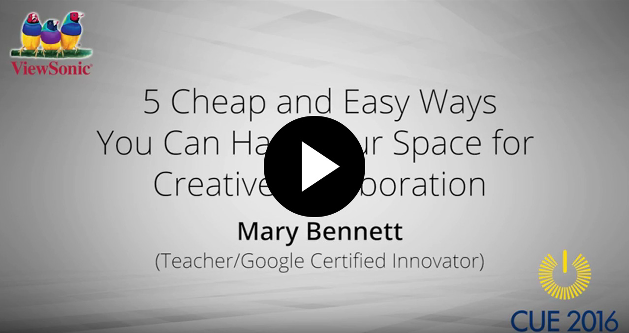 5 Cheap and Easy Ways You Can Hack Your Space for Creative Collaboration with Mary Bennett