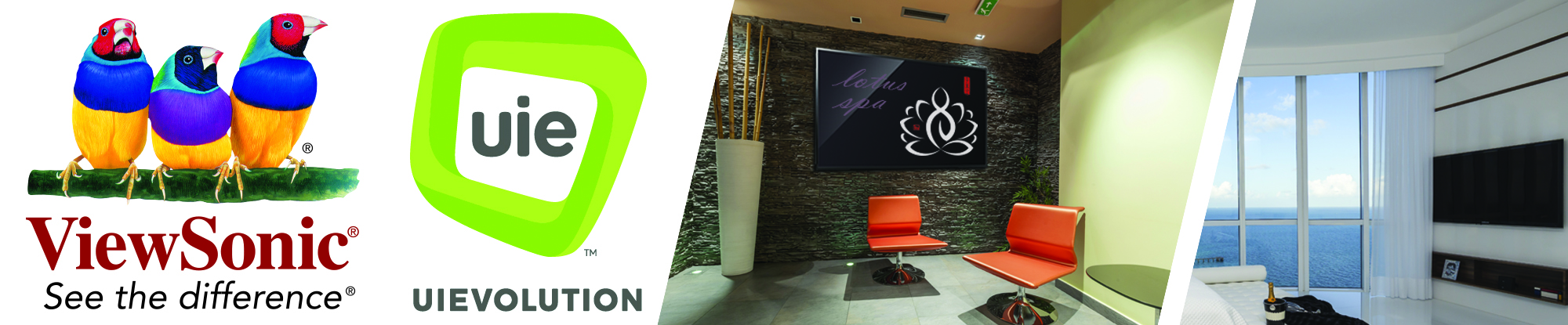 UIEvolution and ViewSonic Partner to Create Smart Module Displays that Support Advanced Digital Experiences