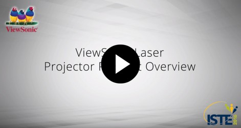 ViewSonic Laser Projector Product Overview with Aaron Campbell