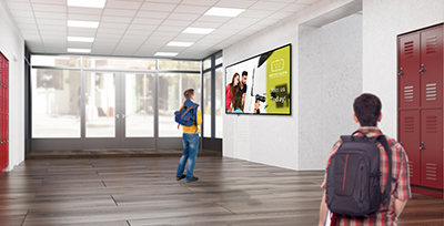 How to Prevent Campus Digital Signage Downtime with Media Player Auto-Reboot