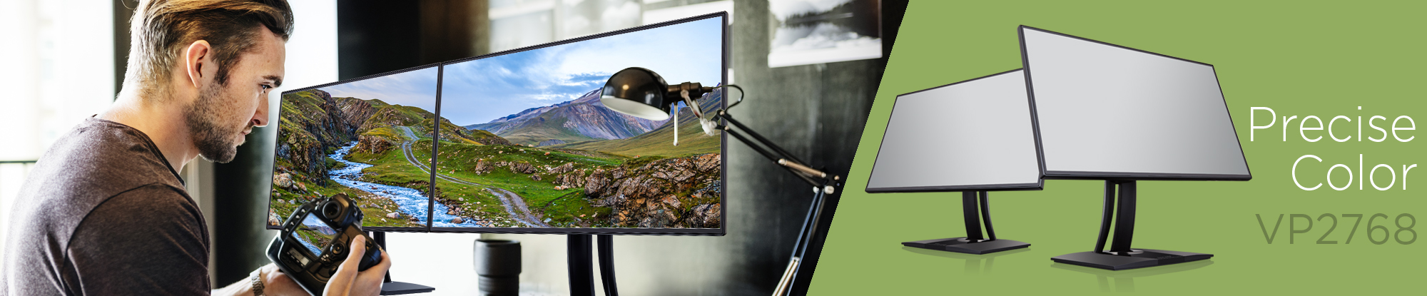 ViewSonic Introduces New Professional Monitor that Delivers Color Accuracy, Uniformity and Processing for Vivid, Color-Critical Applications