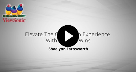 Elevate the Classroom Experience with 5 Quick Wins – Shaelynn Farnsworth