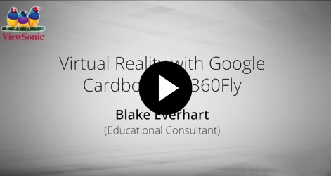 Virtual Reality with Google Cardboard and 360Fly – Blake Everhart