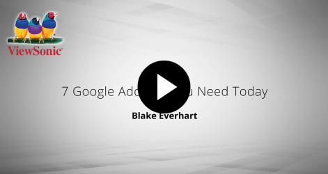 7 Google Add-ons You Need Today - Blake Everhart