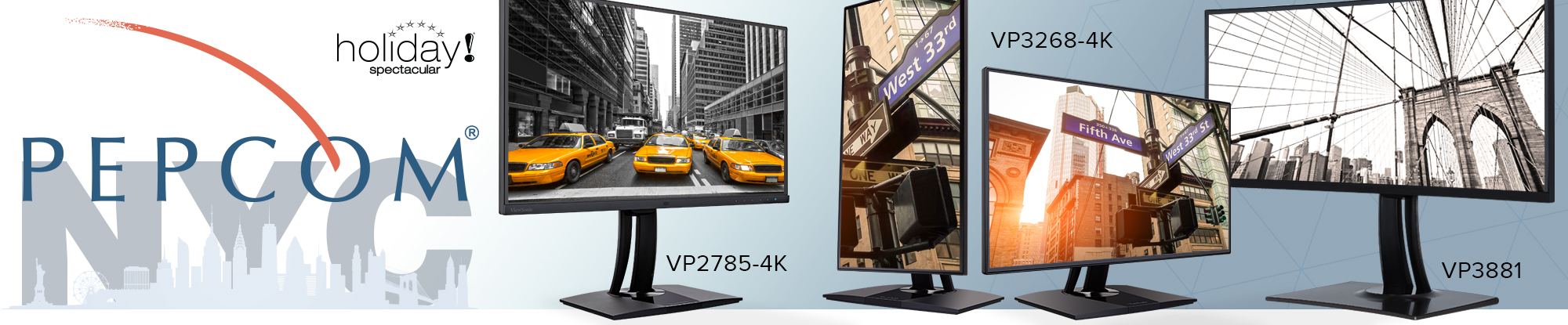 ViewSonic Introduces Pro Monitors for Color-Critical Applications