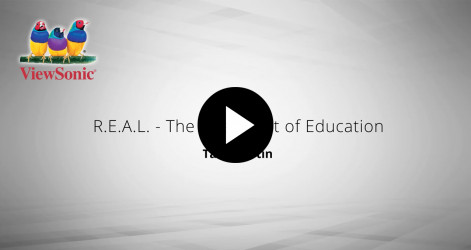 R.E.A.L - The Heartbeat of Education - Tara Martin