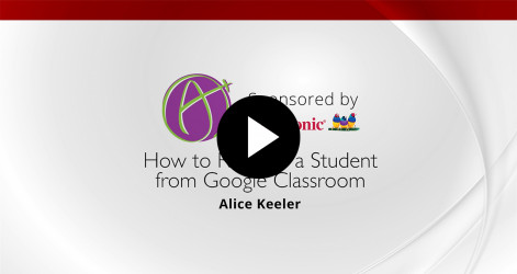 44. How to Remove a Student from Google Classroom