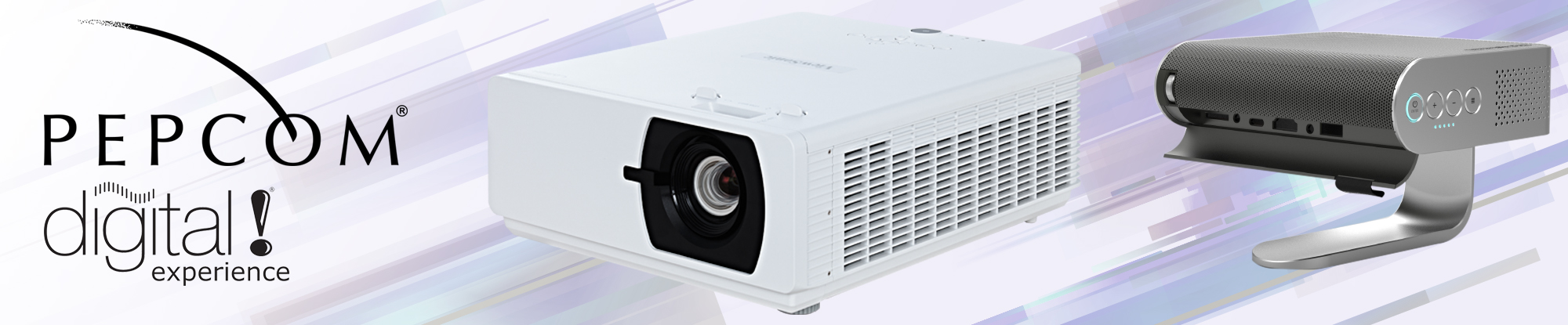 ViewSonic Expands its Projector Family with New High Brightness Laser Projectors for Professional Installations and a Portable Pico-Based LED Projector for Entertainment