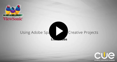 Using Adobe Spark to Fuel Creative Projects - Lisa Dabbs