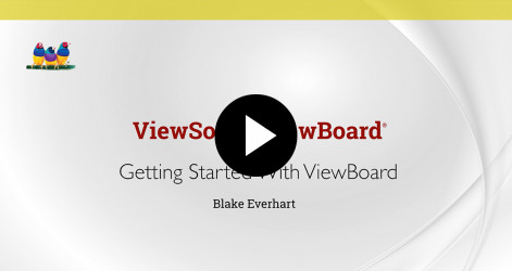 1. Getting Started with ViewBoard