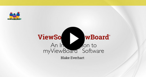 2. Introduction to myViewBoard Software