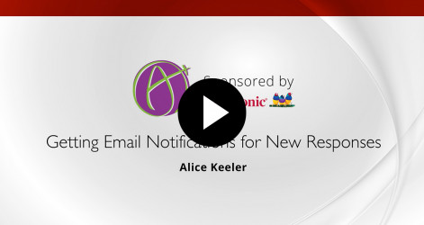 41. Email Notifications