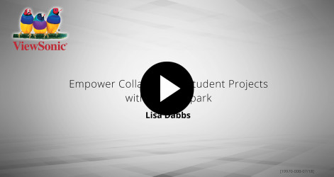 Empower Collaborative Student Projects weith Adobe Spark - Lisa Dabbs