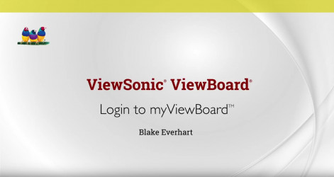Login to myViewBoard - Blake Everhart