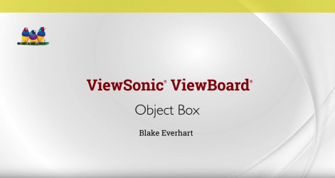 Object Box - Blake Everhart