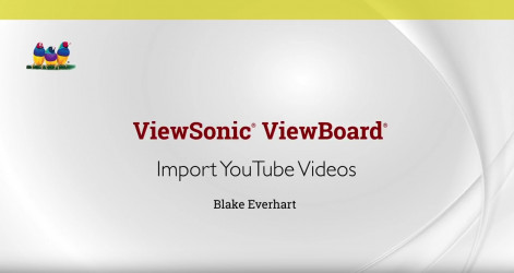 Import YouTube Videos - Blake Everhart