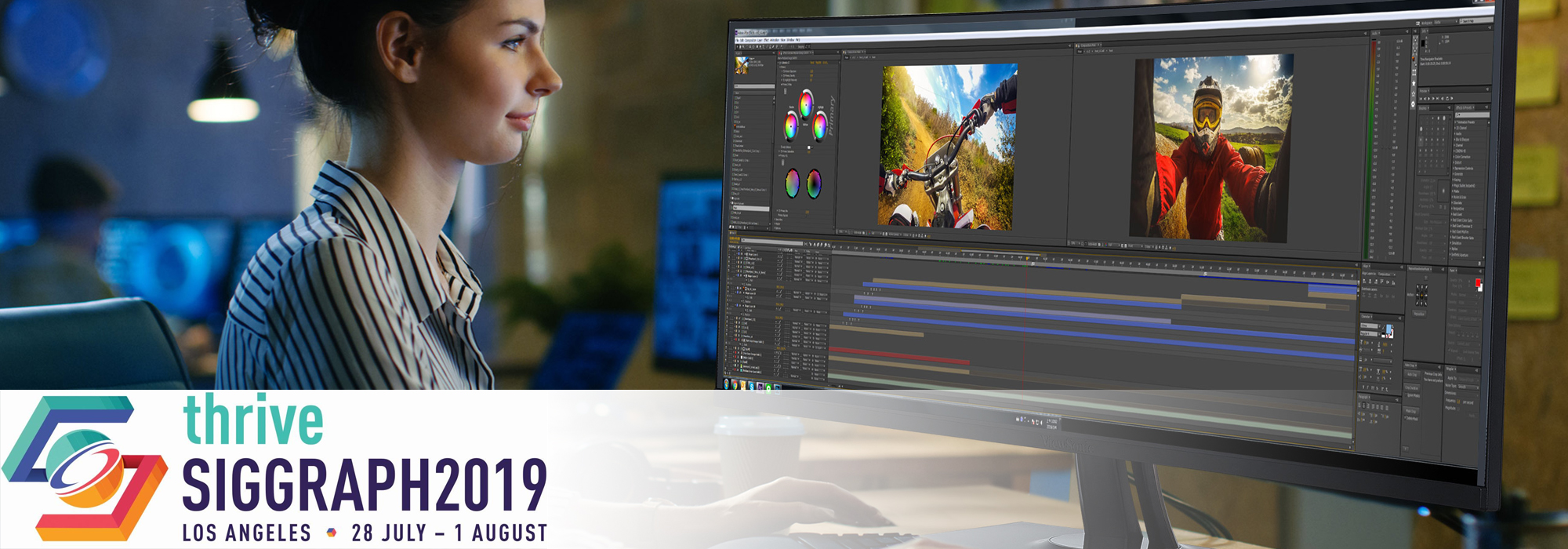 ViewSonic Launches the VP3481 ColorPro™ Professional Monitor to Deliver Exceptional Color Accuracy and Incredible Detail