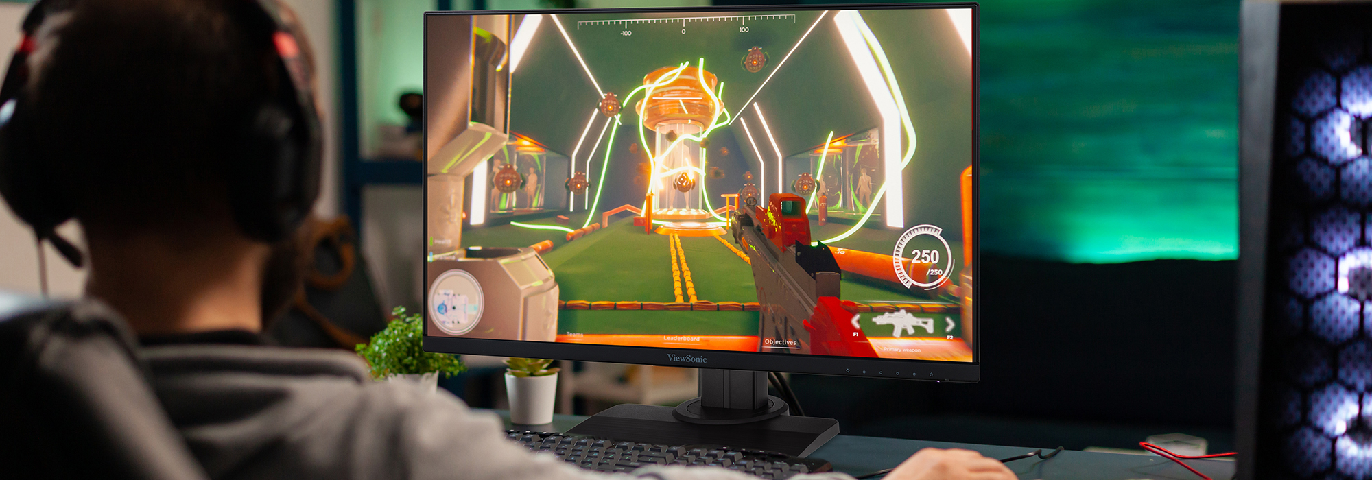 ViewSonic Releases Blur Busters Approved XG2431, the Newest 240-Hz, 1ms Response Time 24-Inch Gaming Monitor